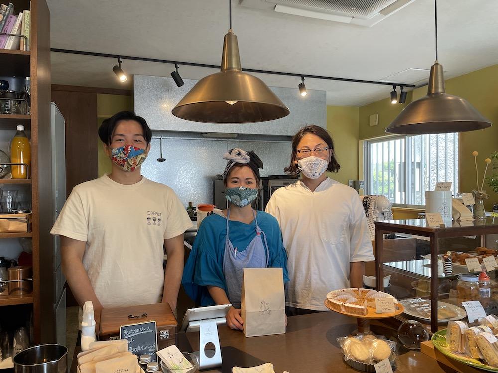 山下珈琲店、パポテペパン